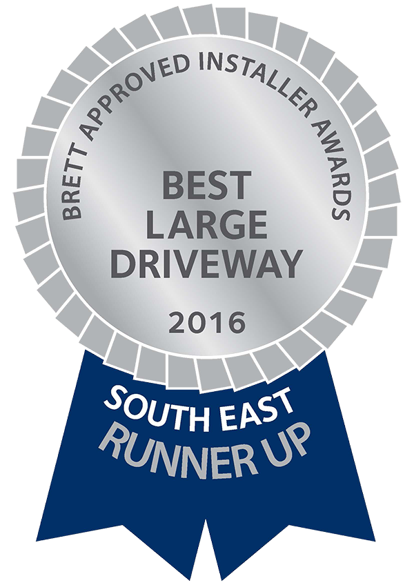 Best Large Driveway 2016 Runner Up 2016